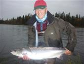 22lb Atlantic salmon